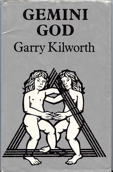 Kilworth. Garry - Gemini God  Faber and Faber London 1981 ISBN 0571116612   First edition. Author's fourth book. A very good book in very good dustjacket. Corners are very slightly knocked. Jacket has small crease on spine.