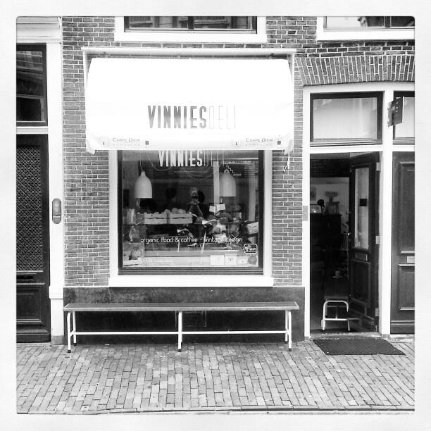 Vinnies Deli #haarlemmerstraat #amsterdam