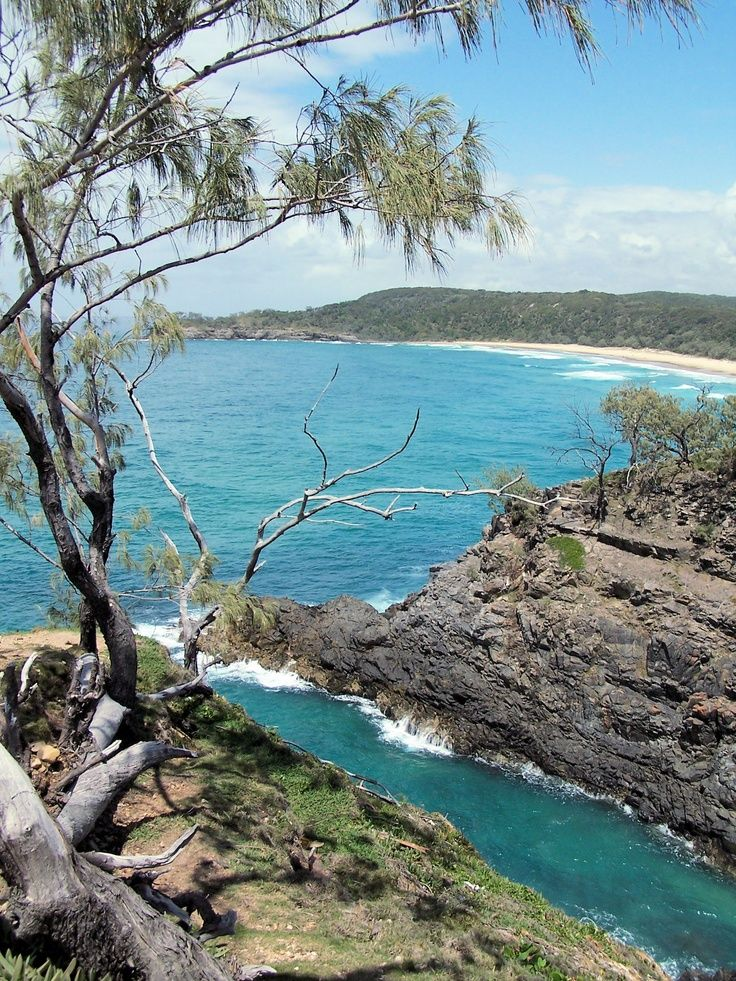 Amazing View of Noosa National Park