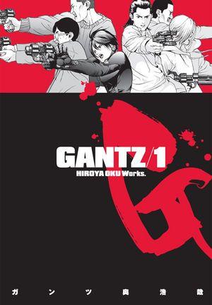 Gantz Vol. 1 by Hiroya Oku. Find out more @ http://www.darkhorse.com/Books/14-734/Gantz-Volume-1-TPB