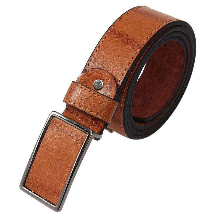 Luxury Automatic Brown Beauty Belt