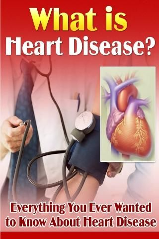 """More Than 550,000 People Die Of Congestive Heart Failure Each Year… Are You At Risk For Heart Disease?<p>Find out whether you are at risk for congestive heart failure or heart disease, and what you can do to prevent heart failure from destroying your quality of life…<p>The """"What Is Heart Disease"""" App includes the What Is Heart Disease eBook and current news and videos on the subject. Here's some of what you'll discover with the What Is Heart Disease app:<p>How a normal heart works, so you…"""