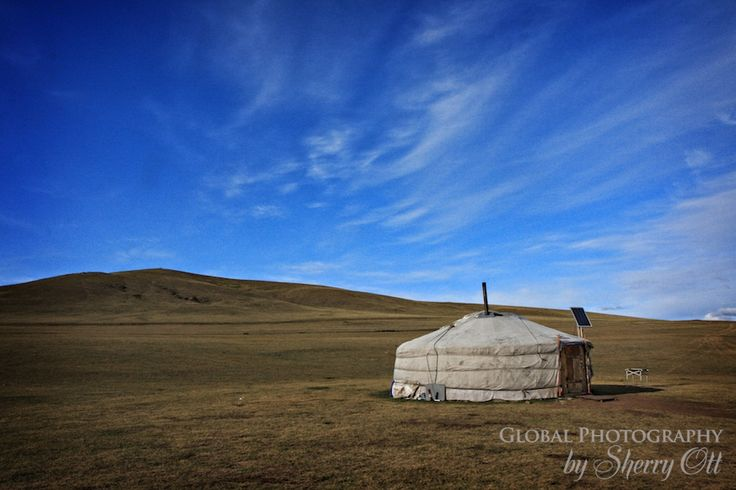 A Mongolian ger is the same as a Russian yurt.