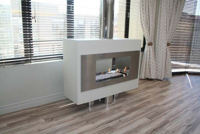 Syam Indoor Gas or Bio Fireplace