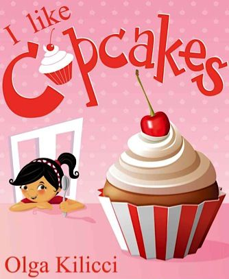 FREE Kids e-Book: I Like Cupcakes