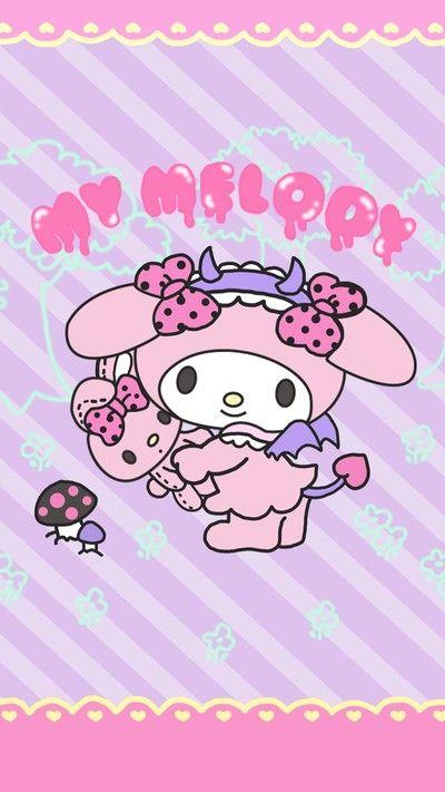 堆糖 发现生活_收集美好_分享图片   My melody wallpaper, Hello kitty my ...