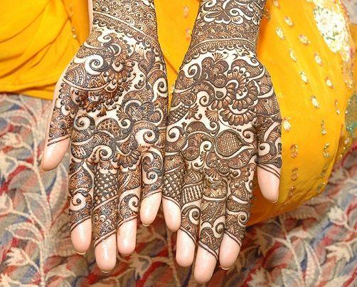 Top 10 Traditional Bengali Mehndi Designs for Weddings