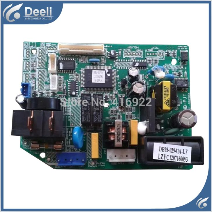 95% new used good working for samsung air conditioning split air conditioner motherboard DB93-02941A KFR-25G/WAA on slae