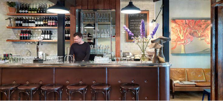 Dublin restaurants;Coppinger row