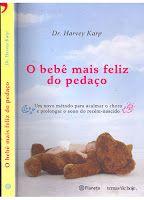 Livros sobre criação de bebês e crianças   Macetes de Mãe