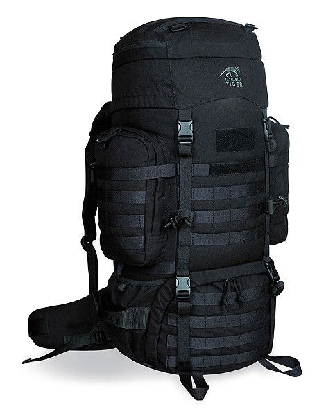 TT-7714-040 Tasmanian Tiger - Raid Pack MKII (Black) – Trade of Survival