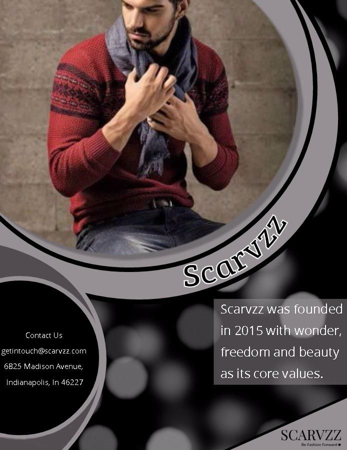 #Scarvzz is the first #OnlineSubscriptionBox specialized in offering its members, women and men, the most #BeautifulScarves in a delightful monthly box for an incredible price, from talented independent designers from all over the world.