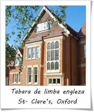 Tabara de vara la St. Clare's College, Oxford - Engleza Intensiv & IB Introduction