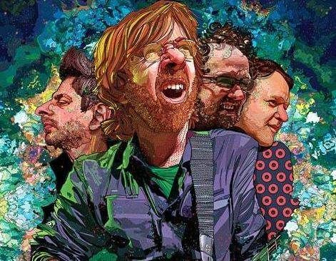 Phish Concert Webcast - FREE EVENT! Live from Madison Square Denver @ The Oriental Theater - August 1st 2017 5:45 pm