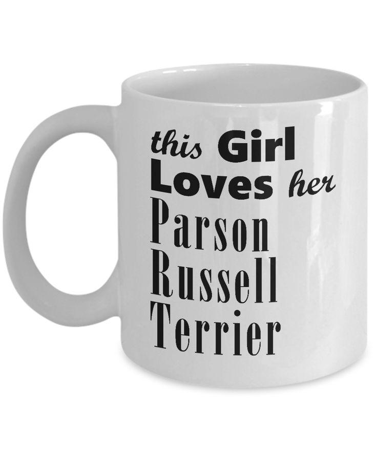 Parson Russell Terrier - 11oz Mug