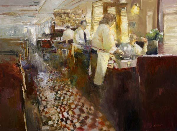 Dan McCaw ~ Waiters
