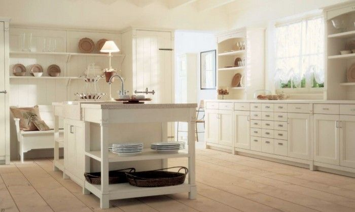 La cuisine de style campagne italienne revisit e par - Minacciolo cuisine ...