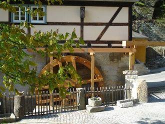 Ferienhaus Mühlchen - Sächsische Schweiz