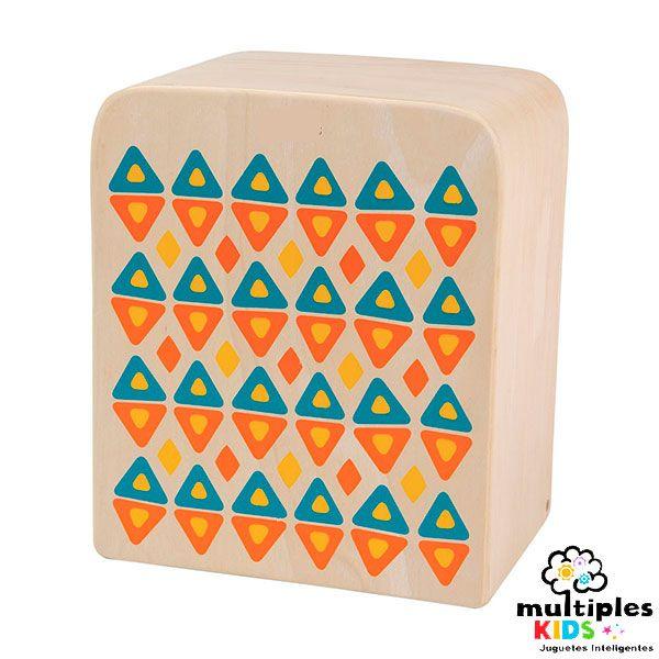Caja flamenca para peques