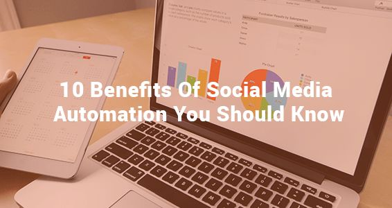 Check out these 10 reasons why you should start automating your social media - there are a lot of repetitive tasks that you can get rid of and concentrate on what's important.