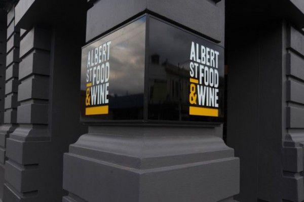 Albert St Food & Wine  Corner of Albert Street & 382 Sydney Road, Melbourne  Chef: Philippa Sibley