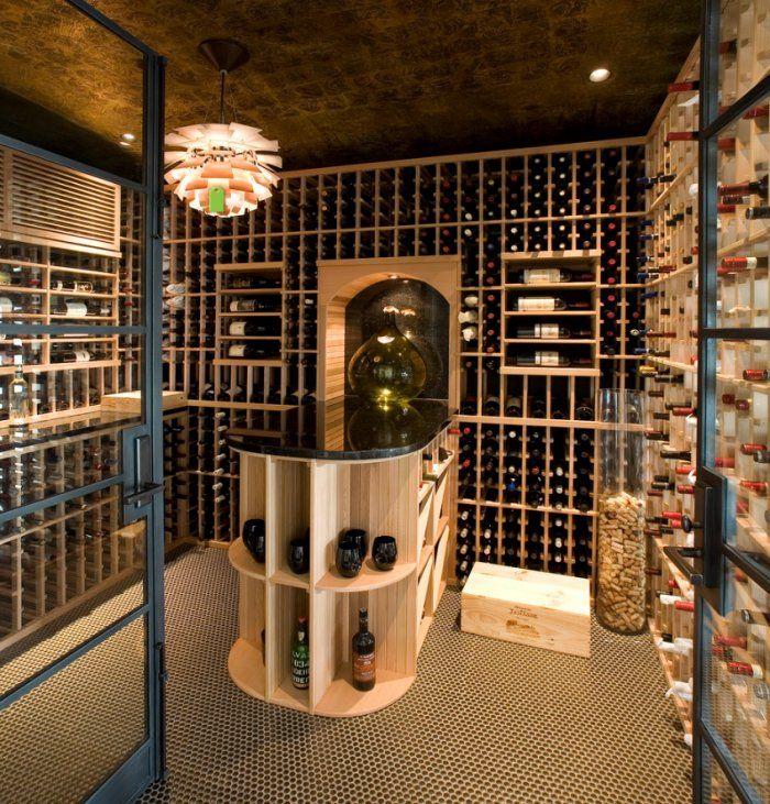 Wine Cellar Amenagement Cave A Vin