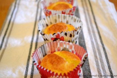 Mini Cake al parmigiano Bimby