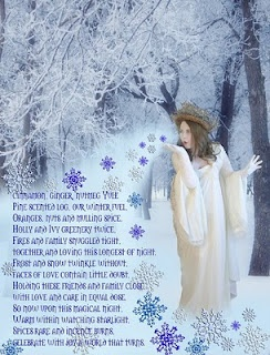 Yule BlessingsYule Logs, Witchy, Yulewint Solstice, Yule Blessed, Christmas, Yuletide Blessed, Pagan, Kitchens Witches, Winter Solstice