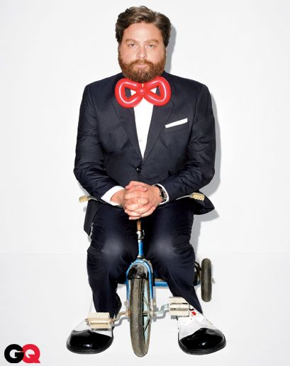 TERRY RICHARDSON. - Zach Galifianakis