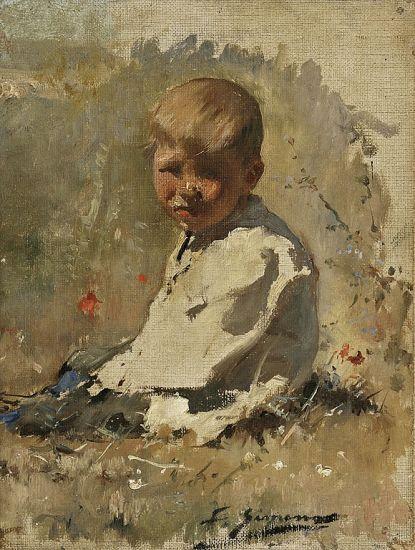 Francisco Gimeno Arasa, 1858-1927