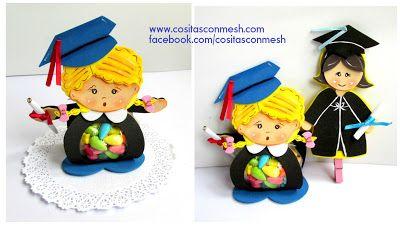 Regalos para niños de primaria en su graduación ~ cositasconmesh