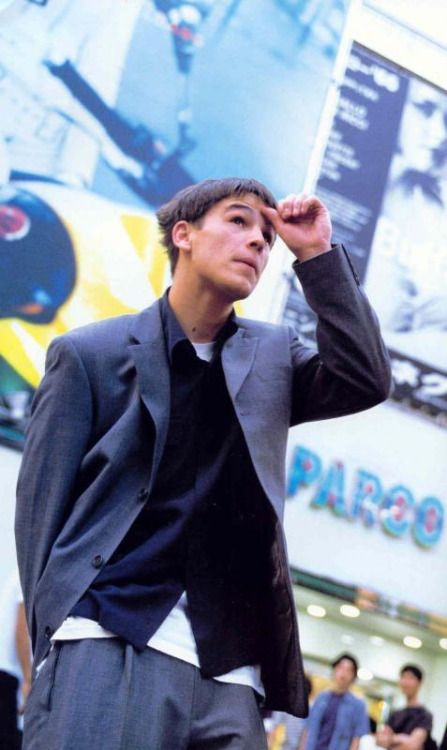 Josh Hartnett - Japan 1999