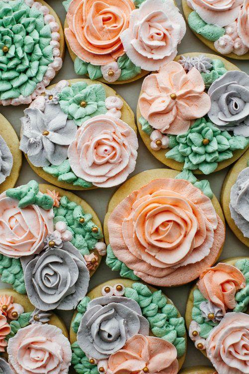 Rose Rose Cookies | my name is yeh