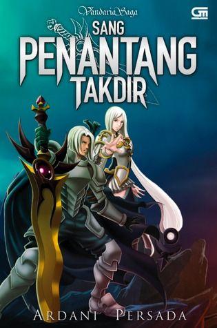 a fantasy novel Vandaria Saga: Sang Penantang Takdir Ardani Persada Gramedia Pustaka Utama, Juli 2012 www.vandaria.com