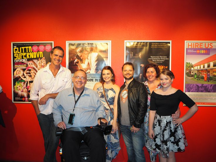 """THE LAUNCH OF THE CAIRNS SHORT FILM """"FIFTEEN YEARS"""" WAS SPECIAL: Well done Anthony, Andrew and all the actors. We must do more to support the film industry here in Cairns, we have so much creative potential and talented people. This should be part of our shared vision for this city's future. #Cairnsfilmindustry"""