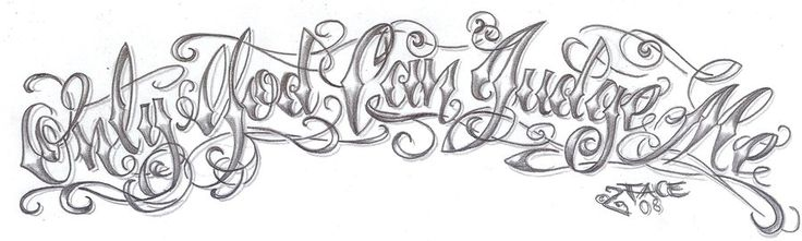 Tattoo Lettering | cursive tattoo letters piercing. Name Tattoos Lettering Fonts Photo