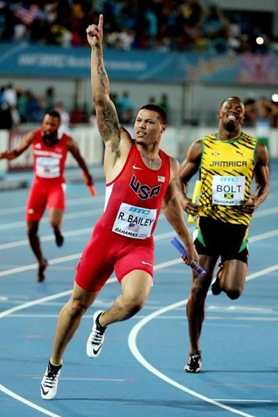 IAAF/BTC World Relays, Bahamas 2015: Men's 4x100m Results. Read more @ http://www.allymon.com