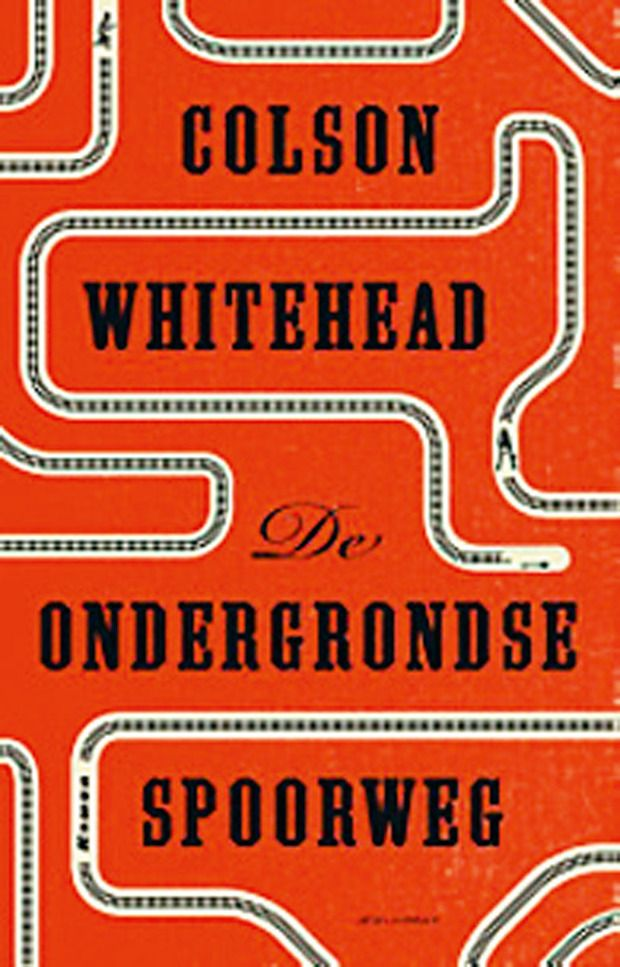 Colson Whitehead, De ondergrondse spoorweg, Atlas Contact, 352 blz., € 21,99.