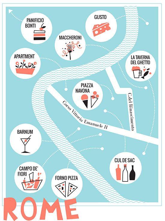 rome travel guide   designlovefest