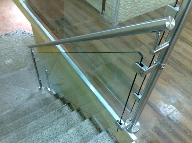 43 best images about escaleras on pinterest - Barandillas escaleras modernas ...