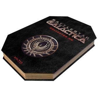 Battlestar Galactica : L' intégrale Ultimate Blu-Ray