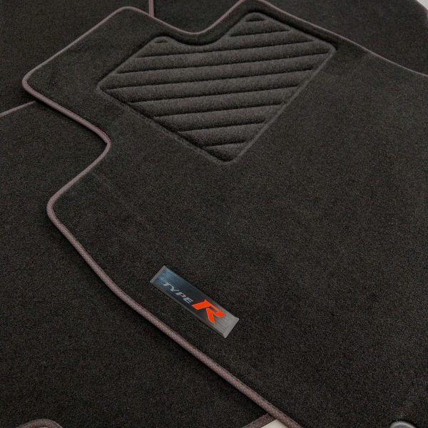 2020 Civic Type R Accessory Floor Mats Fk8 Afhkparts Honda Acura Performance Oem In 2020 Honda Civic Type R Honda Accessories Civic