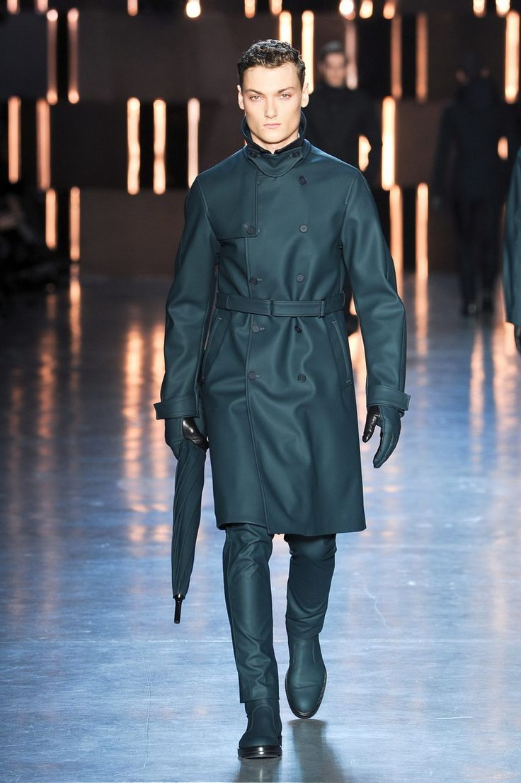 F.A.M.E. & FASHION — Anton Evstifeev (Exclusive) // ZZegna Fall 2012...