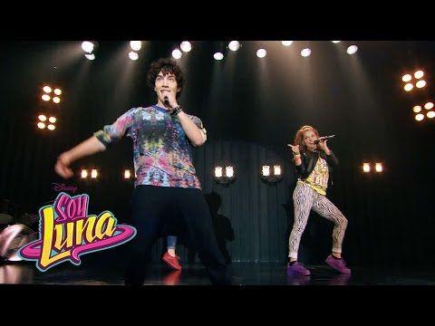 Jim, Yam y Ramiro cantan A rodar mi vida - Momento Musical (con letra) - Soy Luna - YouTube