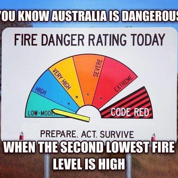 #Australia #australien #danger #fire #itsallaboutaustralia #outback