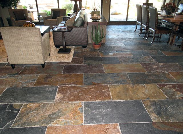 best 25+ slate tile floors ideas only on pinterest | slate tiles