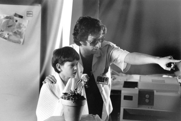 Storytelling advice from Spielberg