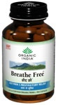 BREATHE FREE:        Decongests the pulmonary system      Repairs damaged lung tissues      Relieves bronchial & allergic asthma      Relieves bronchitis and other lung infections  (for dad?)