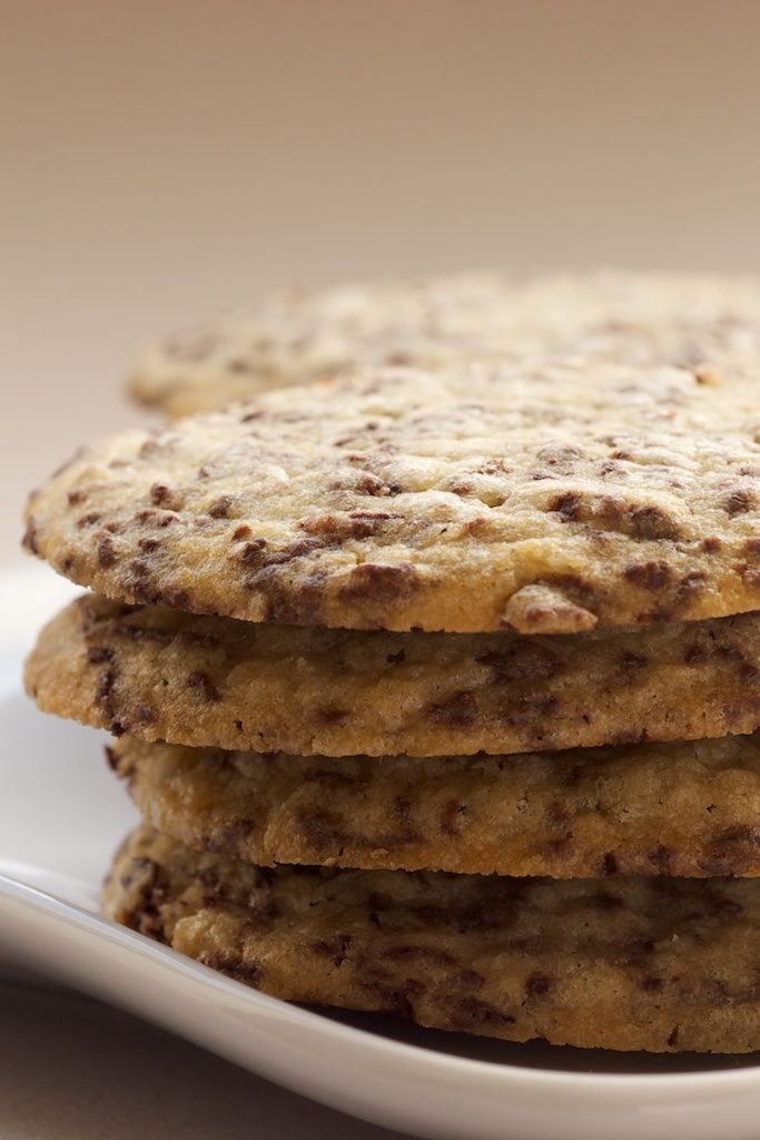 Chocolate Sprinkles Cookies have big chocolate flavor in every bite! - Bake or Break