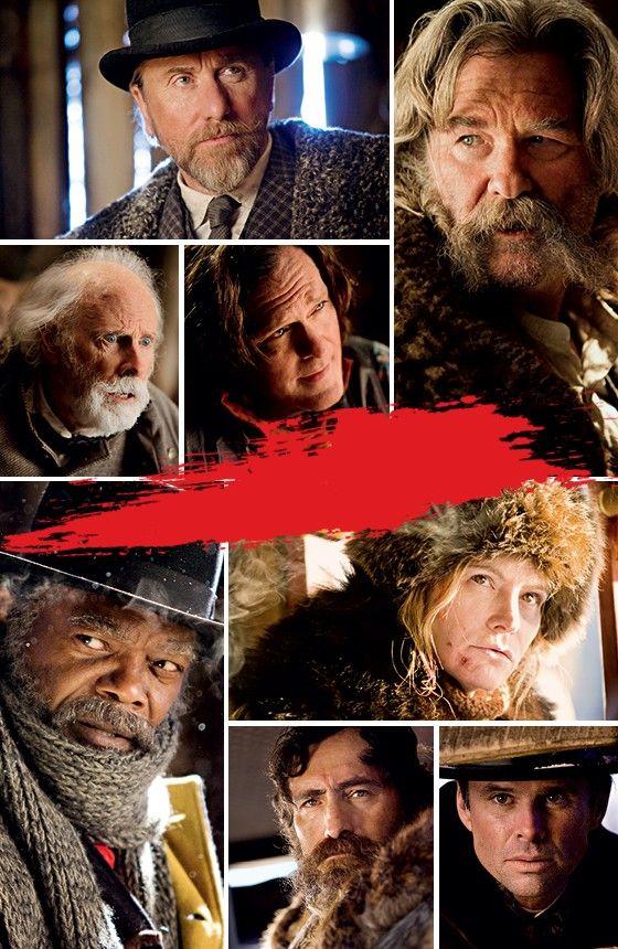 Tarantino - Os oito odiados (Foto: Época)